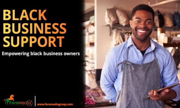 Foremedia Black Business support